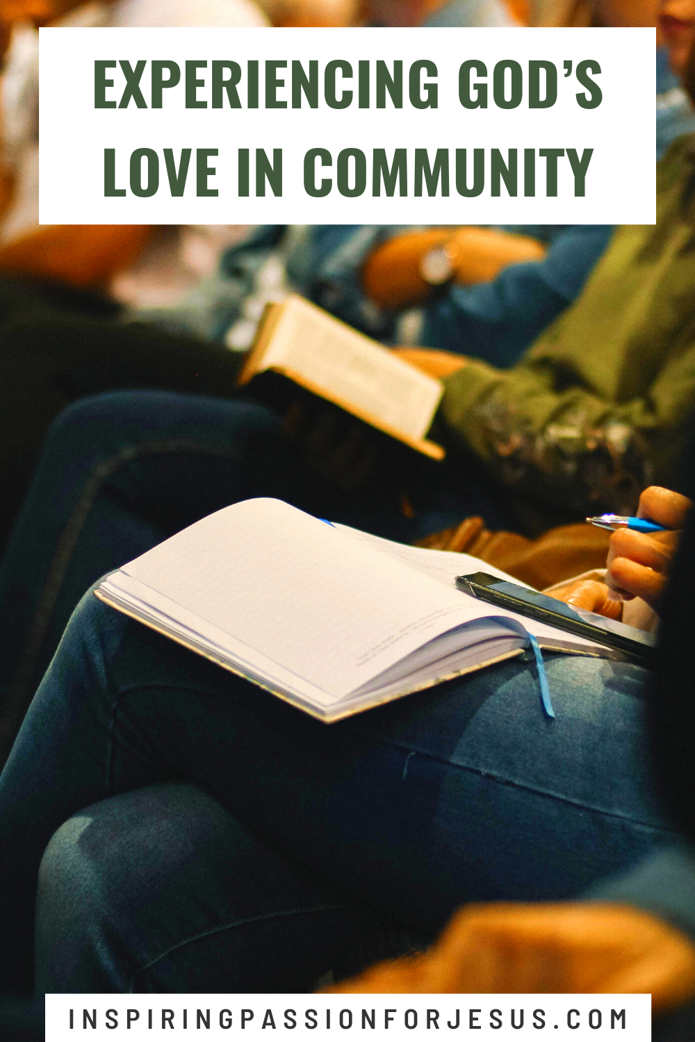 Experiencing God's Love in Community