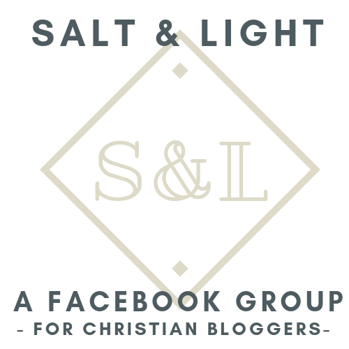 Salt and Light Christian Bloggers Group